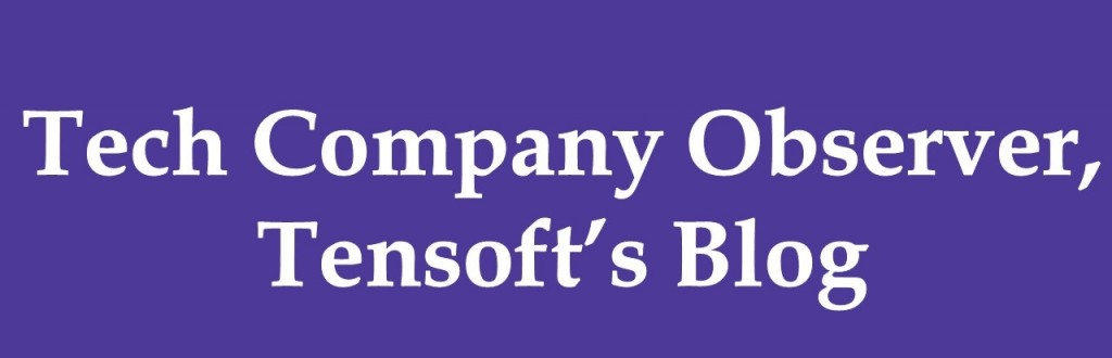 Tensoft Blog