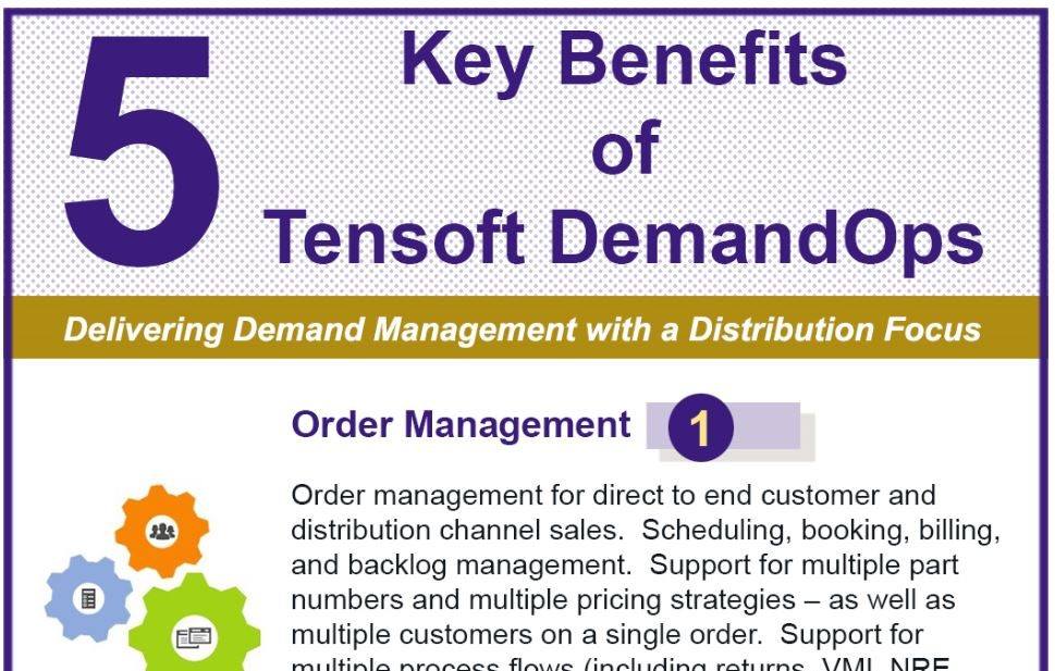 Benefits of Tensoft DemandOps