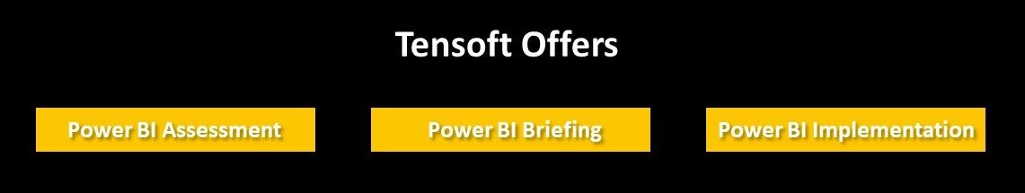 Tensoft Offers