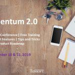 Join Us in September for Momentum 2.0